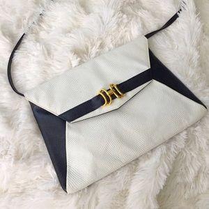 Vintage Rodo Italian Made Envelope Bag